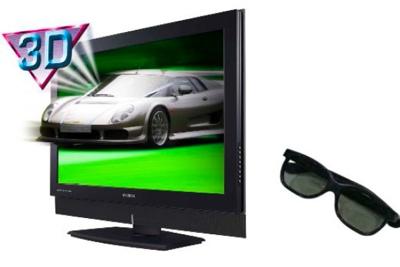 Hyundai E465S 3D LCD TV