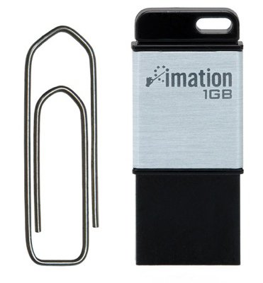 Imation Atom Flash Drive