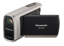 Panasonic SDR-SW20 Waterproof SD Camcorder