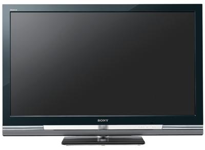 Sony BRAVIA W4000-Series LCD HDTVs