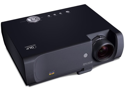 ViewSonic PJ513DB DLP Projector