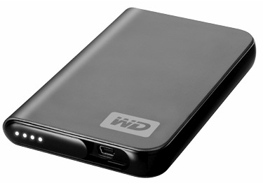 Western Digital Passport Elite External Hard Drive