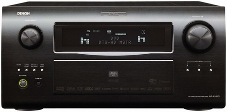 Denon AVP-A1HDCI 12-Channel AV surround sound and video processor