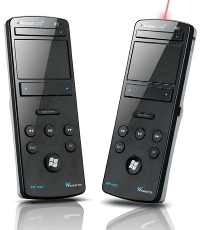 AMEX Digital RM-mp1 Wireless USB Media Remote