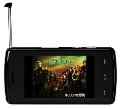 AT&T Vu / LG CU920 3G TV Phone