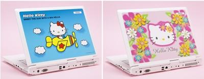 Epson Endeavor NJ2100 Hello Kitty Laptop