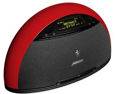 Meridian Audio Ferrari F80 Digital Sound System