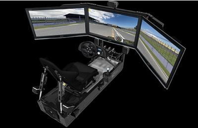 Motion-Pro II Racing Simulator