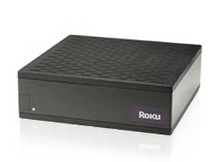 Netflix Streaming Box by Roku