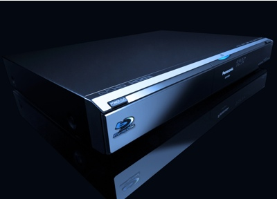 Panasonic DMP-BD50 Blu-ray Disc Player