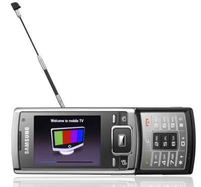 Samsung P960 DVB-H TV Phone