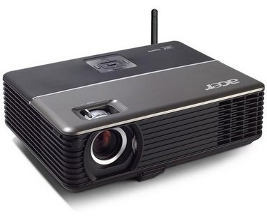 Acer P5260i WiFi DLP Projector