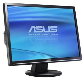 Asus VW223B and VW202B DisplayLink LCD Displays