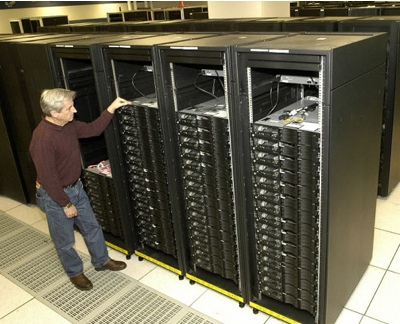 IBM Roadrunner Supercomputer powered by Cell