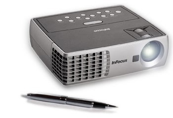 InFocus IN3100 and IN1100 series Projectors