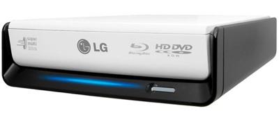 LG BE06, GBC-H20L and GBW-H20L Blu-ray Burners