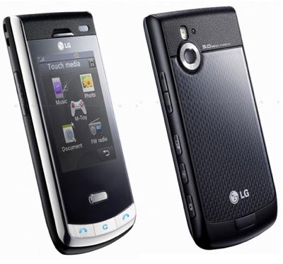 LG KF755 Mobile Phone