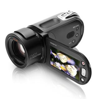 Samsung SC-HMX20C Flash-Based 1080P HD Camcorder