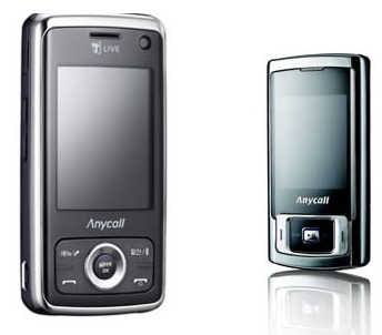 Samsung SCH-W510 and SGH-F268 Eco Phones