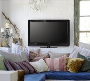 Sony Bravia S4000 series HDTVs