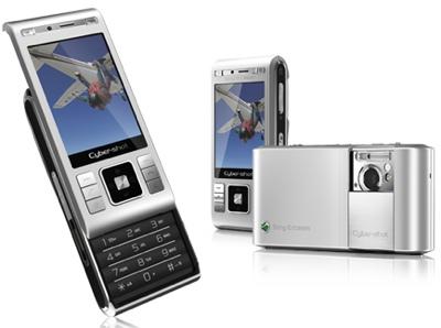 Sony Ericsson C905 Cyber-shot Phone