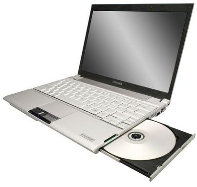 Toshiba Portege R500-S5007V Notebook with 128GB SSD