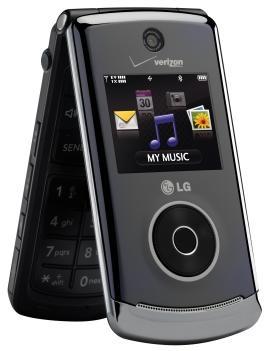 Verizon Vx8560 LG Chocolate 3