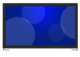 Westinghouse D56QX1 Quad Full HD Monitor