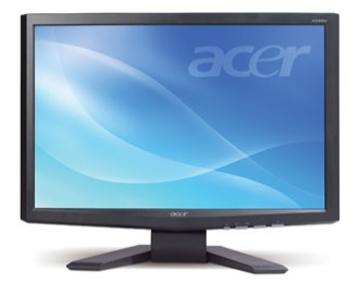 Acer X263Wbid HD LCD Screen