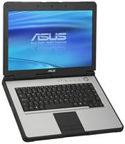 Asus B51E Rugged Notebook