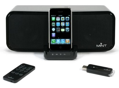 Digital Signature Mint 220 iPod Docking Station