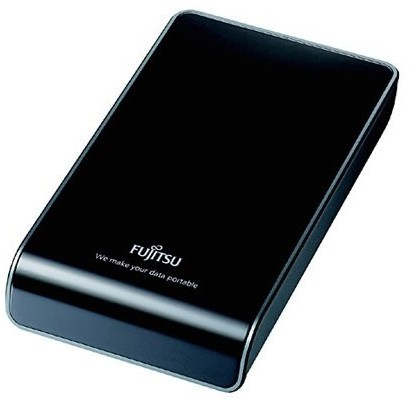 Fujitsu HandyDrive 500GB External Drive