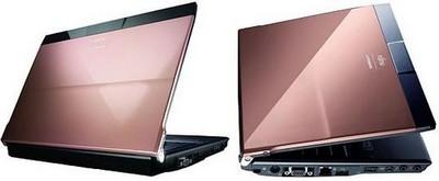 Fujitsu LifeBook P8010 Pink Gold Limited Edition with WWAN