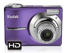 Kodak EasyShare C913 Digital Camera
