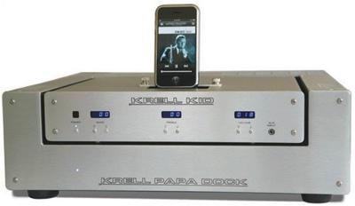 Krell KID - $4000 iPod Dock