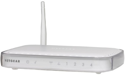 Netgear WGR614L Wireless-G Router