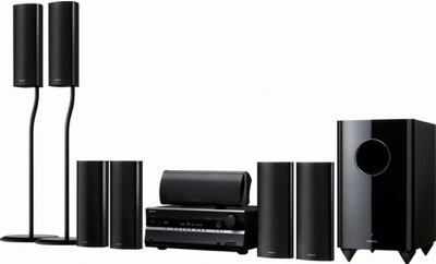 Onkyo HT-S7100 and HT-S6100 HTiB packaged system