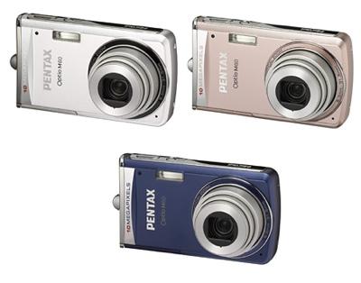 Pentax Optio M60 Digital Compact Camera