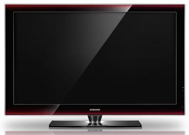 Samsung Series 6 HDTVs