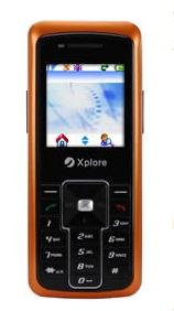 Xplore WF100 Linux Phone