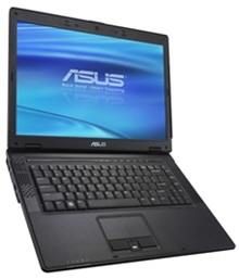Asus B50A Business Notebook