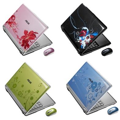 Asus F6V notebook