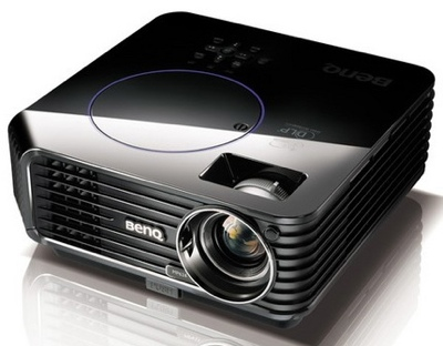BenQ MP623 and MP624 DLP Projectors