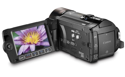Canon VIXIA HF11, HG20 and HG21 Camcorders