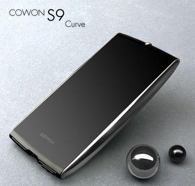 Cowon S9 Curve PMP
