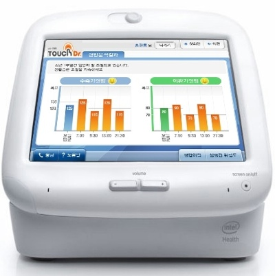 LG Doctor Touch / Intel Health PHS5000