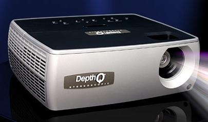 Lightspeed Design/InFocus DepthQ 3D Projectors