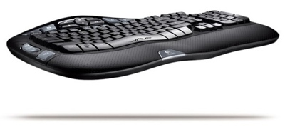 Logitech Cordless Desktop Wave Pro Keyboard/Mouse