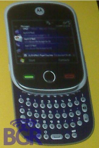 Motorola Alexander Live Pic