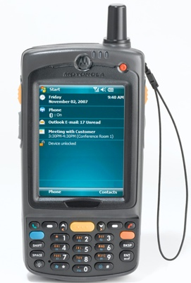 Motorola MC75 GSM/CDMA Hybrid PDA Phone